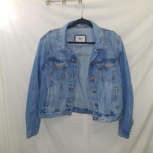Forever 21 women's Jean jacket size L